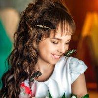 Девочка и бабочки :: Ольга Невская