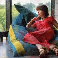 Ах, как хорош сентябрь-франт! :: Ирина Данилова