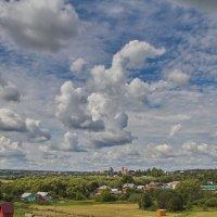 Облака :: Игорь Смолин