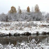 Снег идет :: Вера Андреева