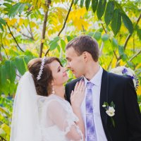 Ирина и Владимир 24.09.2016 :: Олеся Лазарева