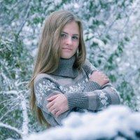 Снежная принцеса :: Наталья
