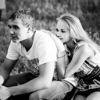я задыхаюсь от любви. :: Анастасия Колмакова