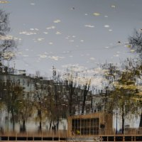 осень на Чистых прудах :: Лариса *