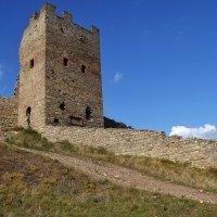 Генуэзская крепость :: Сергей