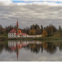 Приоратский дворец :: Олег Бабурин