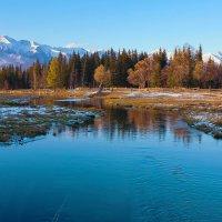 Осень в долине Хойто-Гол :: Анатолий Иргл