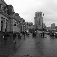 Москва,Павелецкий вокзал :: tgtyjdrf