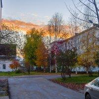 Закатное :: Сергей Сметанин