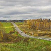 Я покажу Вам дорогу в Осень. :: Ирина Нафаня