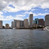 Майами, плывем вокруг города :: Яков Геллер