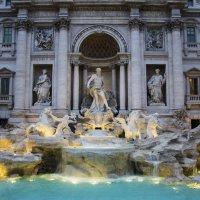 Фонтан Треви в Риме :: Ольга Кан