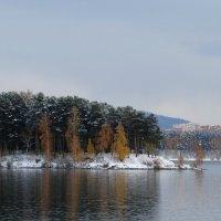 Осень + зима :: Alla Swan