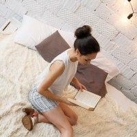 While reading :: Sheri Day