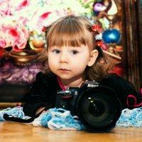 маленький любитель :: Наталия Квас