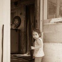 Первая красавица на деревне :: Юлия Супенко