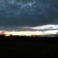 Вечернее небо :: Oleg Arince
