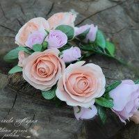 Розовый шик :: МАРИЯ БЫЧКОВА