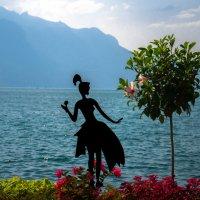 Женевское озеро, Швейцария :: Александр Антонович
