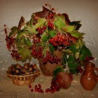 Осенний натюрморт.. :: Клара