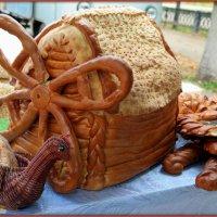 Хлебный домик :: Андрей Заломленков