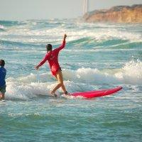 Серфингисты :: Константин Поляков