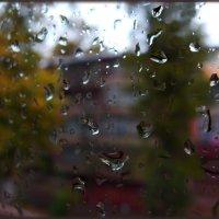 Осень плачет дождем в жилетку... :: Людмила Богданова (Скачко)