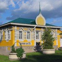 Купеческий дом в Угличе. :: Ольга Крулик