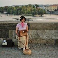 На мосту жизни. :: Svetlana Sneg