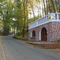 Осень в Светлогорске :: Elena N