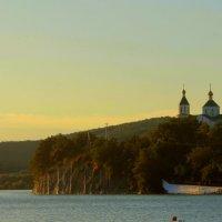 .. Озеро Абрау-Дюрсо, или там, где рождается шампанское..!!! .. :: Арина Невская