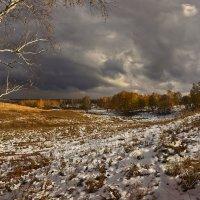 И слышатся песни, осени снежной 8 :: Сергей Жуков