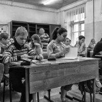Однажды на уроке... :: Владимир Голиков
