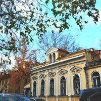Хлебный переулок. :: Василий Батурин