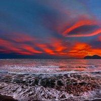 весенняя симфония заката :: viton