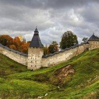 Крепостные стены :: Константин