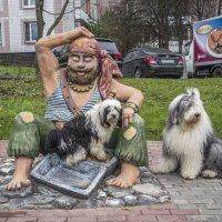 собачки в сказочном городе - наше сокровище! :: Лариса Батурова