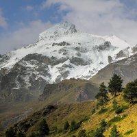в горах Кавказа :: Борис Коктышев