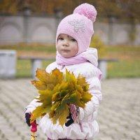 золотая осень :: Люда Удалых