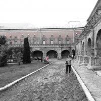 Высоко-Петровский монастырь на улице Петровка в Москве :: Елена Ом
