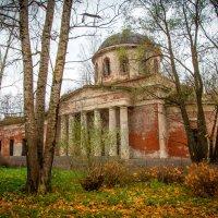Село Степурино. Церковь Флора и Лавра :: Alexander Petrukhin