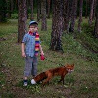 Суровый сибирский мужичок :: Нина