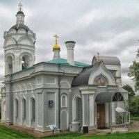 Церковь Георгия Победоносца c колокольней и трапезной. :: Larisa