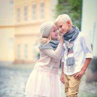 Детство :: Владимир Крамс