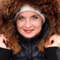 Девушка с Севера :: Дмитрий Арсеньев