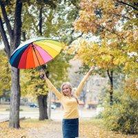 Радоваться жизни - самое правильное решение, которое надо принимать несколько раз в день =) :: Yulia Sh