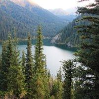 Кольсайские озёра (Мынжылгы) Казахстан :: Maxim Claytor
