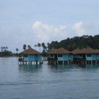Рыбачья деревня :: Phinikia