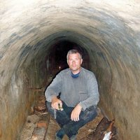 Отдых в подземном Полоцком дренаже :: Андрей Буховецкий