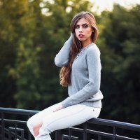 Аня :: Павел Кузанов